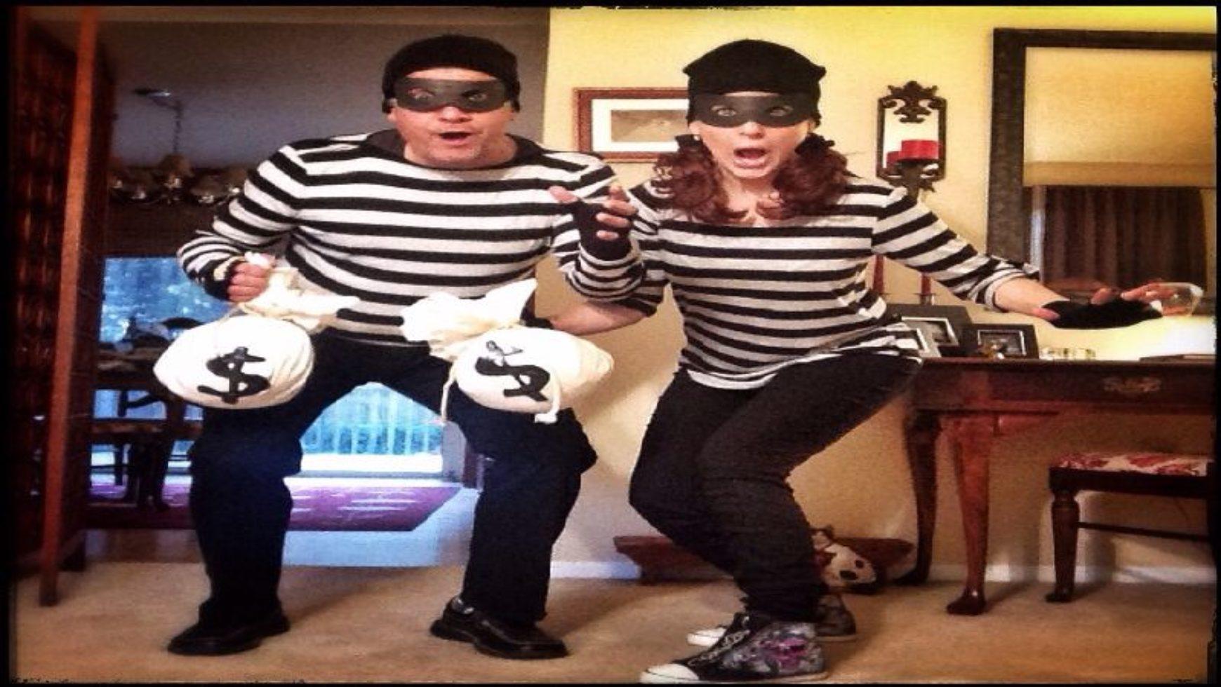 Impreza w stylu – policjanci i złodzieje