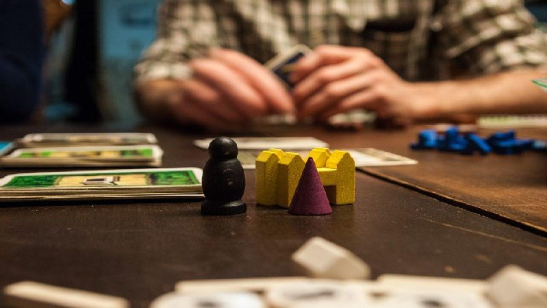 Event gier planszowych