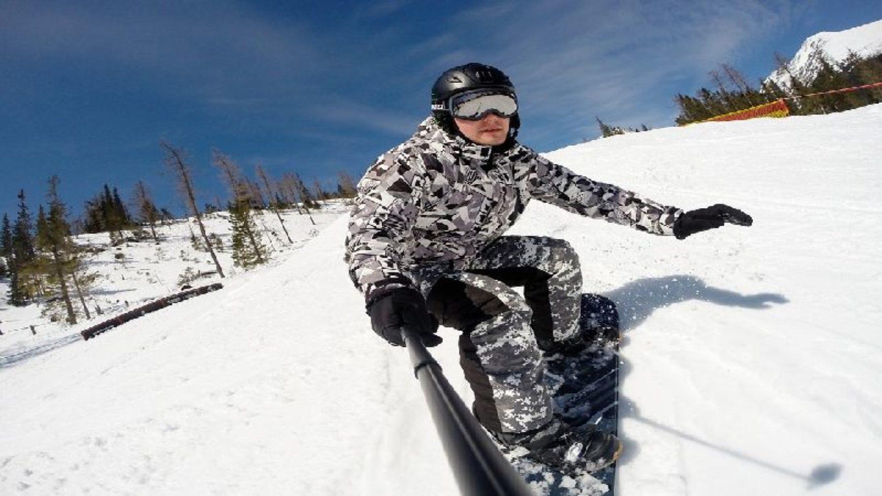 Wyjazd integracyjny – zawody narciarskie