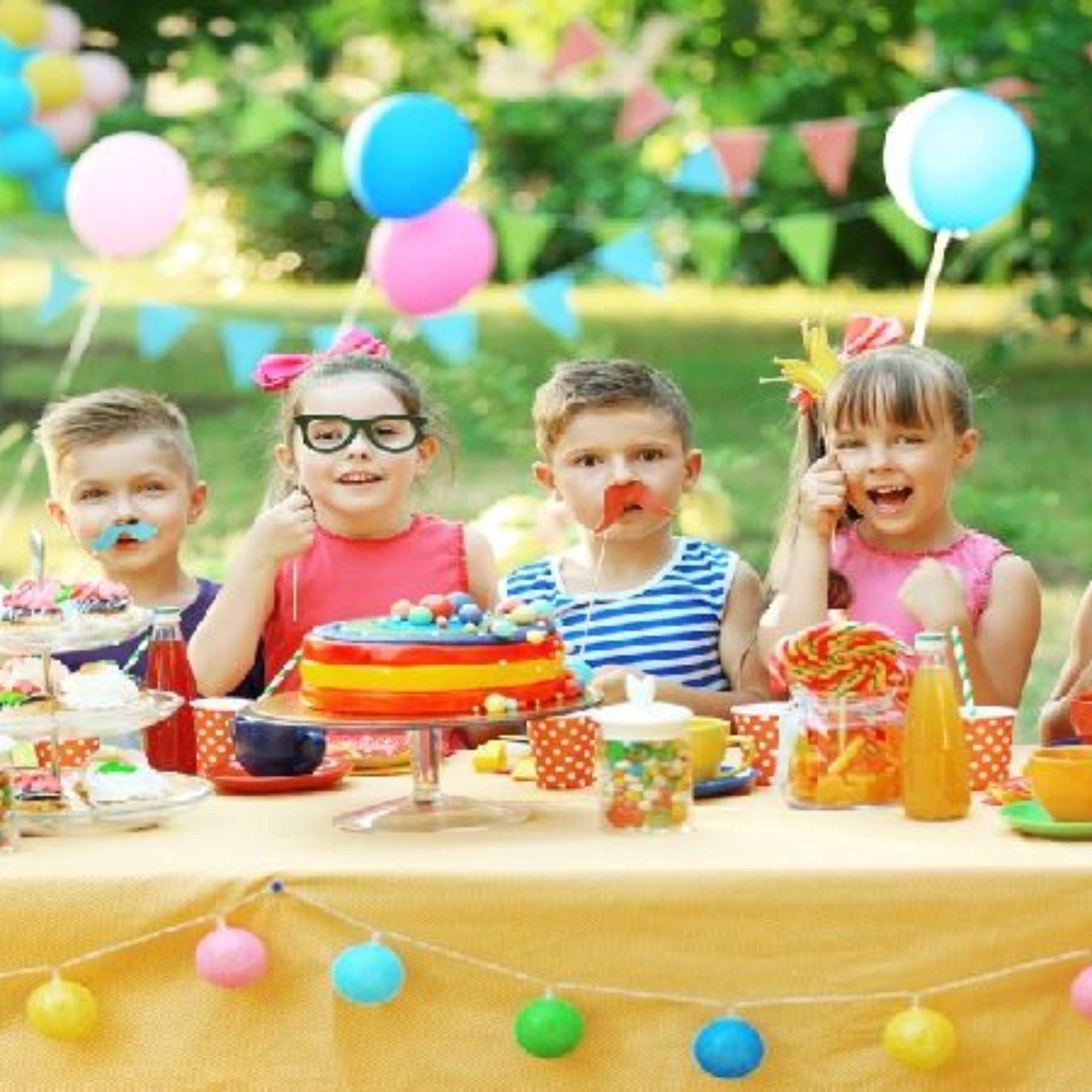Wynajem atrakcji na Kids Party