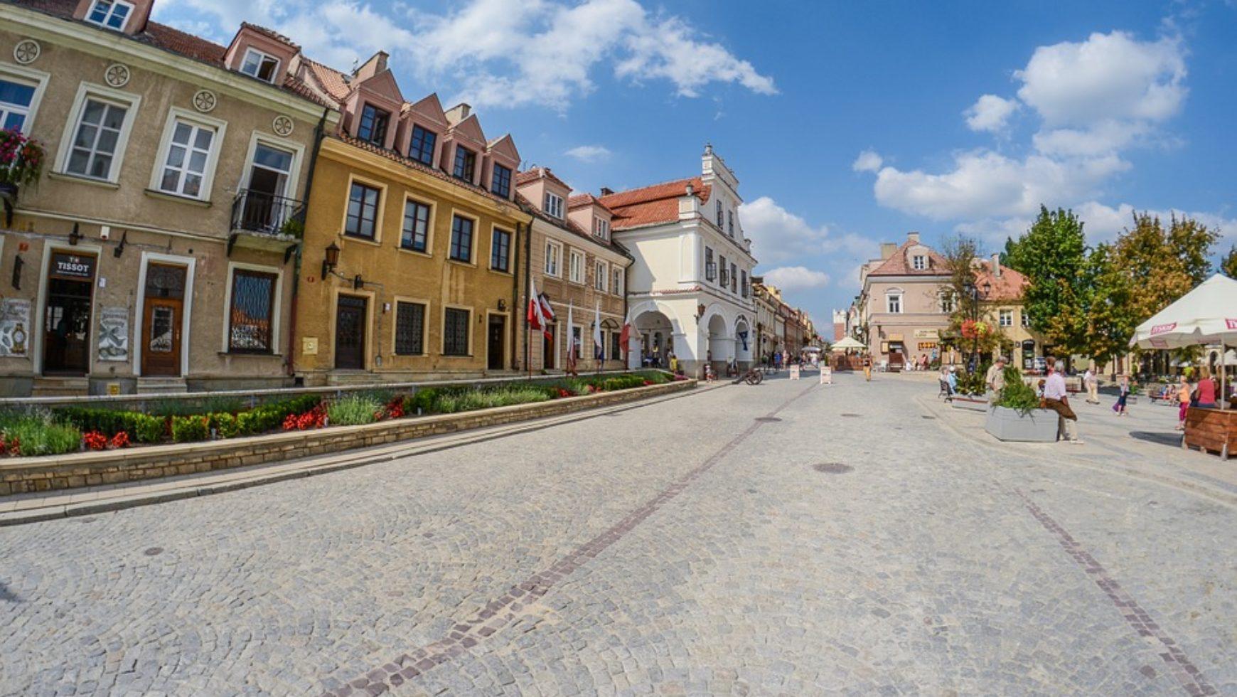 Na planie serialu – Sandomierz