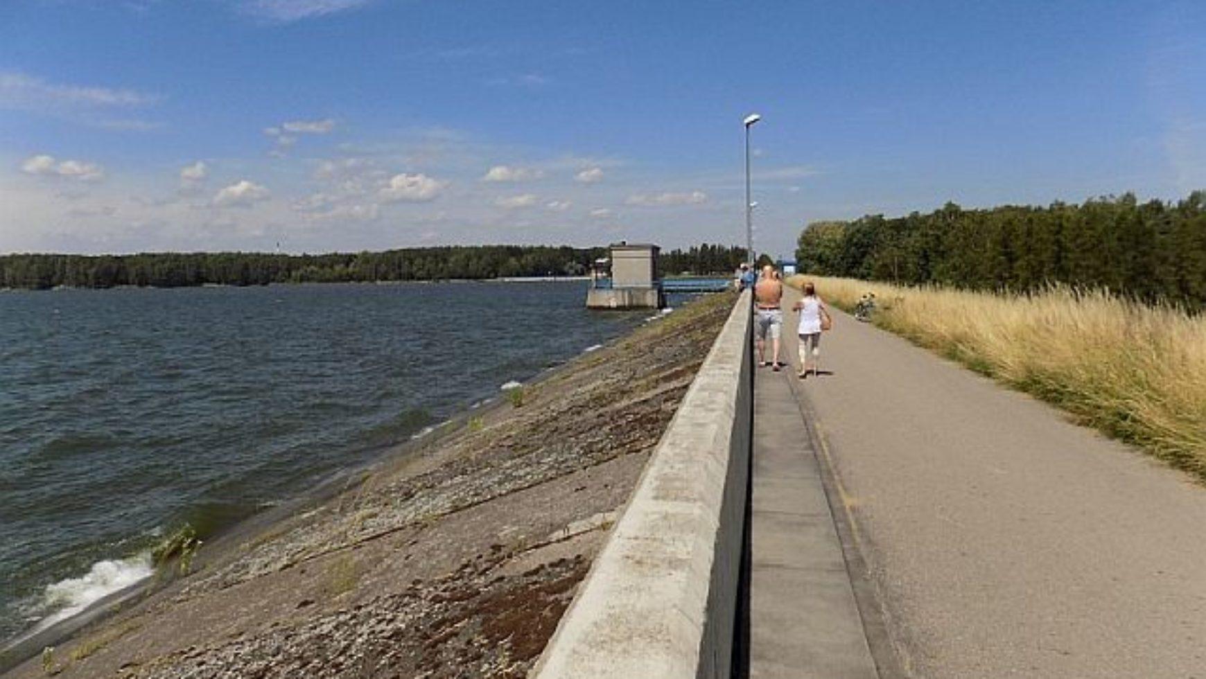 Event nad wodą – Jezioro Goczałkowickie i okolice