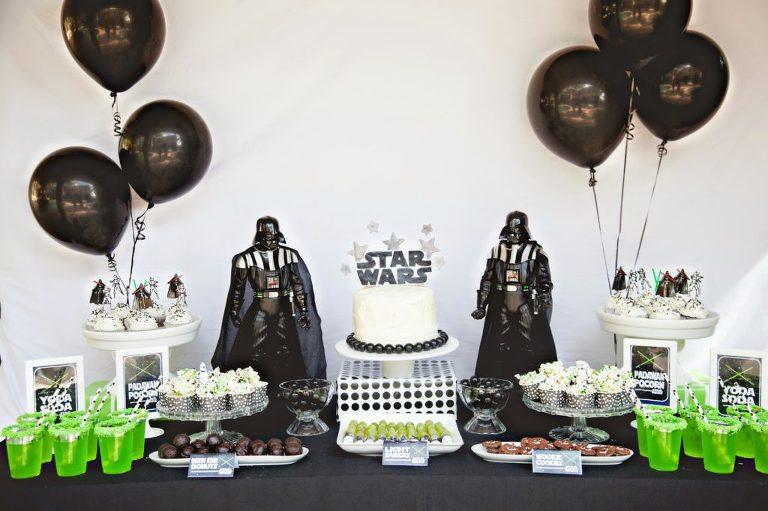 Impreza w stylu Gwiezdnych Wojen